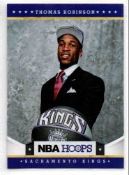 2012-13 Hoops #279 Thomas Robinson RC
