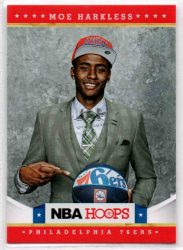 2012-13 Hoops #288 Moe Harkless RC