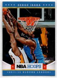 2012-13 Hoops #297 Serge Ibaka