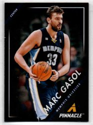 2013-14 Pinnacle #74 Marc Gasol