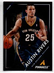 2013-14 Pinnacle #117 Austin Rivers