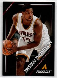 2013-14 Pinnacle #202 Tristan Thompson