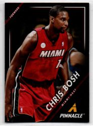 2013-14 Pinnacle #244 Chris Bosh
