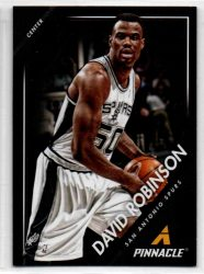 2013-14 Pinnacle #258 David Robinson