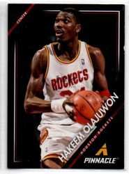 2013-14 Pinnacle #300 Hakeem Olajuwon