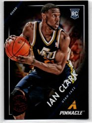 2013-14 Pinnacle Artist's Proofs Red #4 Ian Clark