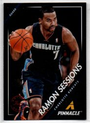 2013-14 Pinnacle Artist's Proofs Red #92 Ramon Sessions
