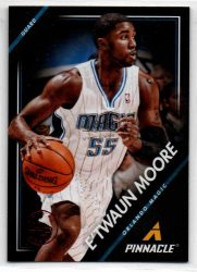 2013-14 Pinnacle Artist's Proofs Red #116 E'Twaun Moore