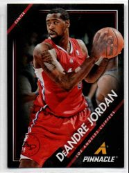 2013-14 Pinnacle Artist's Proofs Red #178 DeAndre Jordan