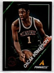 2013-14 Pinnacle Artist's Proofs Red #254 Oscar Robertson