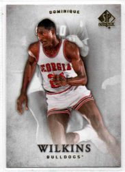 2012-13 SP Authentic #2 Dominique Wilkins