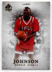 2012-13 SP Authentic #12 Larry Johnson