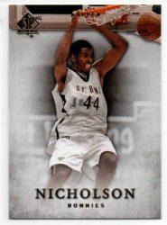 2012-13 SP Authentic #26 Andrew Nicholson