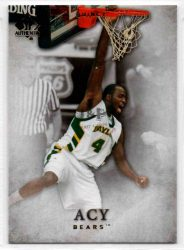 2012-13 SP Authentic #34 Quincy Acy