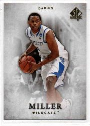 2012-13 SP Authentic #38 Darius Miller