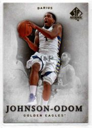 2012-13 SP Authentic #41 Darius Johnson-Odom