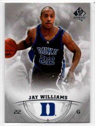 2013-14 SP Authentic #16 Jay Williams