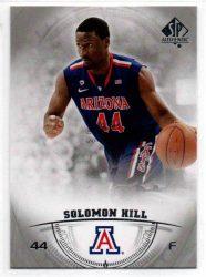 2013-14 SP Authentic #24 Solomon Hill