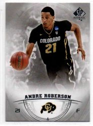 2013-14 SP Authentic #27 Andre Roberson