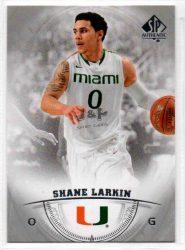 2013-14 SP Authentic #28 Shane Larkin