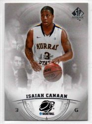 2013-14 SP Authentic #31 Isaiah Canaan