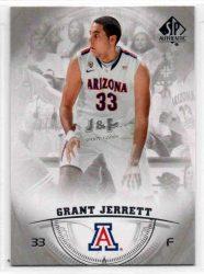 2013-14 SP Authentic #35 Grant Jerrett