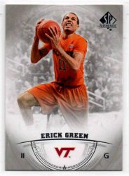 2013-14 SP Authentic #39 Erick Green
