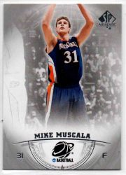 2013-14 SP Authentic #41 Mike Muscala