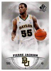 2013-14 SP Authentic #50 Pierre Jackson