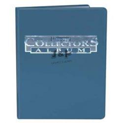 Ultra Pro portfolio album 4 zsebes, 10 lapos - kék