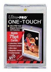 Ultra Pro UV One Touch holder 75pt mágneses kemény tok