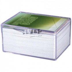 Ultra Pro kártya tároló doboz 100 kártyához