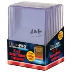 """Ultra Pro kemény tok 3"""" x 4"""" színtelen 180pt Karton 10 db/Karton"""