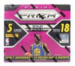 2018/19 Panini Prizm Fast Break Basketball kosaras kártya csomag