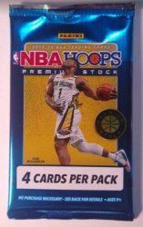 2019-20 Panini Illusions Basketball Cello Jumbo Fat Pack kosaras kártya csomag