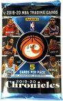 2019-20 Panini Chronicles Basketball blaster pack - kosaras kártya csomag
