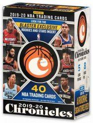 2019-20 Panini Chronicles blaster box - kosaras kártya doboz