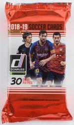 2018-19 Panini Donruss Soccer hobby focis kártya csomag