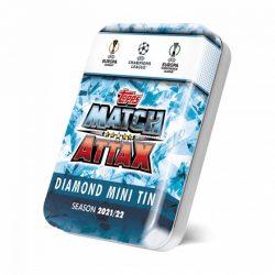 21/22 UEFA Champions League Match Attax focis kártya Mini-Tin - Diamant (DE)