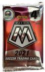 2021 Panini Mosaic Euro 2020 Soccer Blaster pack - focis kártya csomag