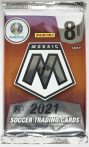 2020-21 Panini Mosaic Euro 2020 Soccer Mega pack - focis kártya csomag