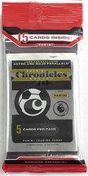2020-21 Panini Chronicles Soccer Multi Cello Jumbo Pack - focis kártya csomag