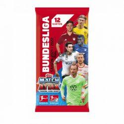 21/22 Bundesliga Match Attax focis kártya csomag
