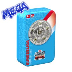 21/22 Bundesliga Match Attax focis kártya Mega Tin