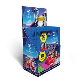 2020/21 UEFA Champions League Match Attax focis matrica doboz (DE)