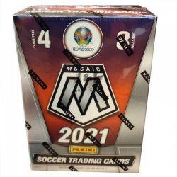 2021 Panini Mosaic Euro 2020 Soccer Blaster box - focis kártya blaster doboz