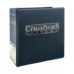 """Ultra Pro Collectors gyűjtő album 3"""" vastag - kék"""