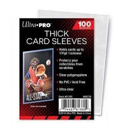 """Ultra Pro Vékony kártyavédő tok """"bugyi"""" Csomag 130pt (100db/csomag)"""