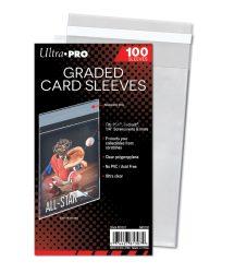 """Ultra Pro Vékony tok visszazárható """"bugyi"""" csomag bevizsgált kártyákhoz (100db / csomag)"""