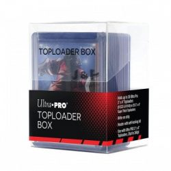 Ultra Pro Toploader Box